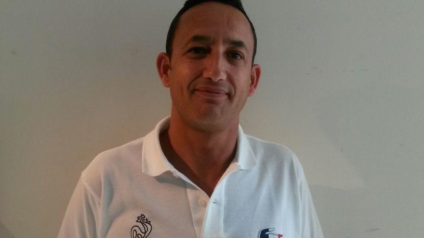 Fathi Madfoua va arbitrer des combats de boxe, il est arrivé jeudi à Rio