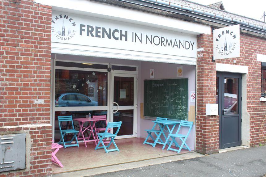 L'école French in Normandy existe depuis vingt-cinq ans. - Radio France