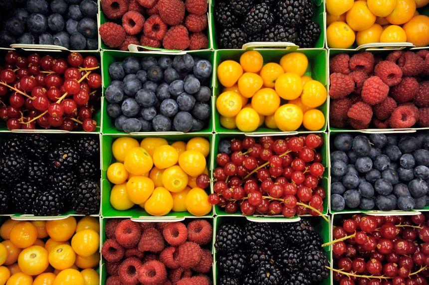 Les fruits rouges en fête - Getty