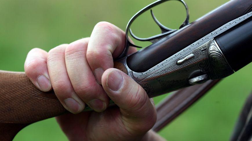 Fusil de chasse - illustration