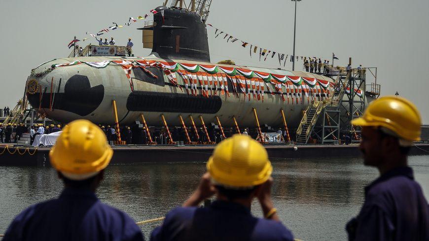 Le sous-marin Sorpène