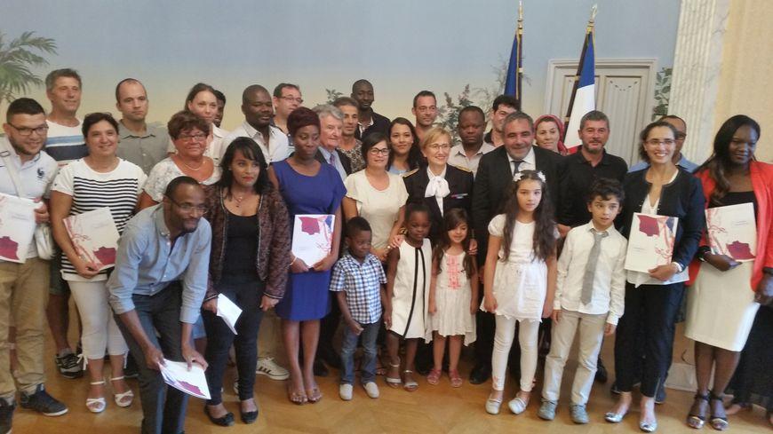 La famille France s'agrandit dans le Puy-de-Dôme