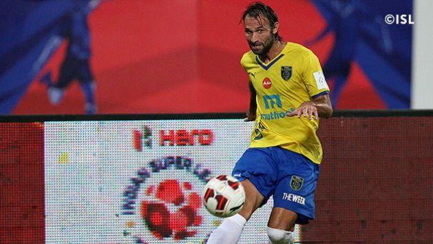 Cédric Hengbart poursuit en Indian Soccer Leager