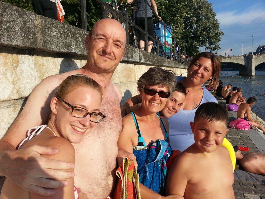 Des Alsaciens venus en famille  - Radio France
