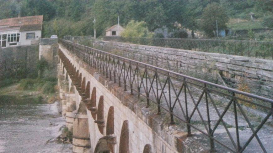 Le pont Canal de la Tranchasse sera t-il un jour remis en eau ?