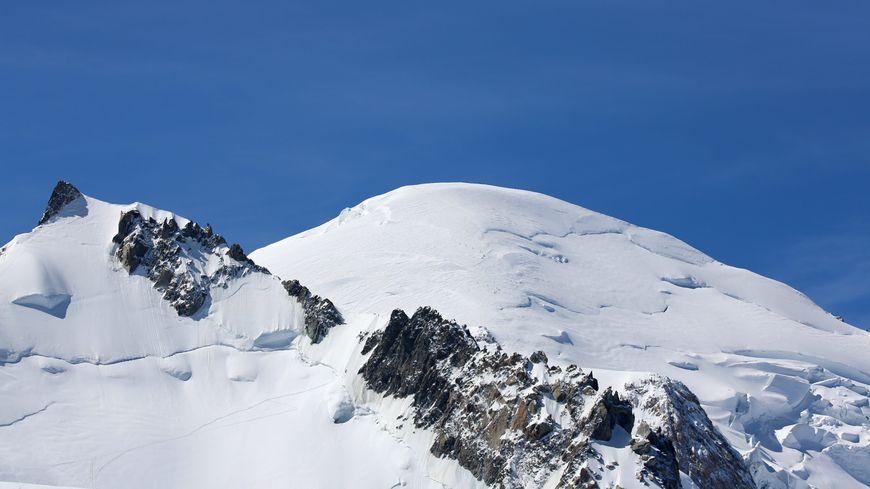 Mont-Blanc photo d'illustration