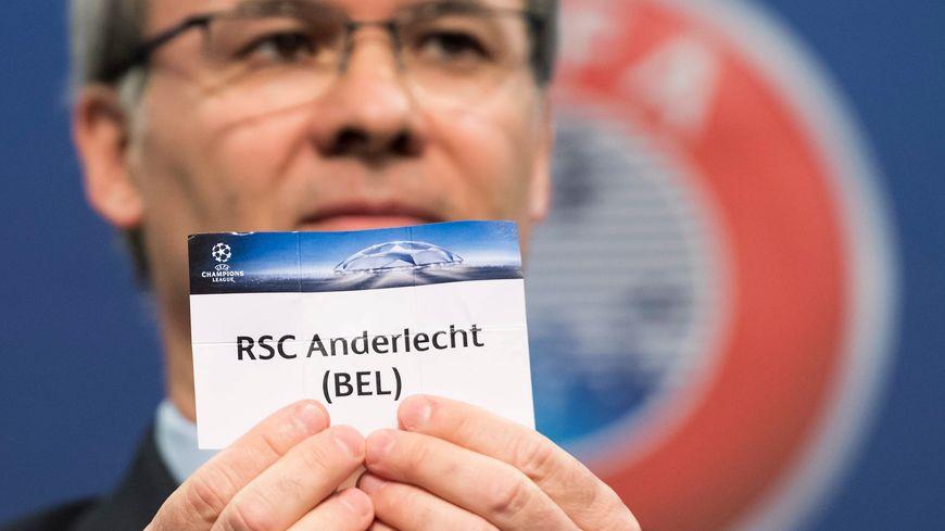 Anderlecht, adversaire principal des Verts en phase de poule de la Ligue Europa