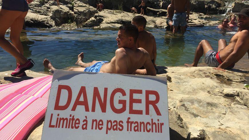 L'interdiction de se baigner ne fait reculer les vacanciers