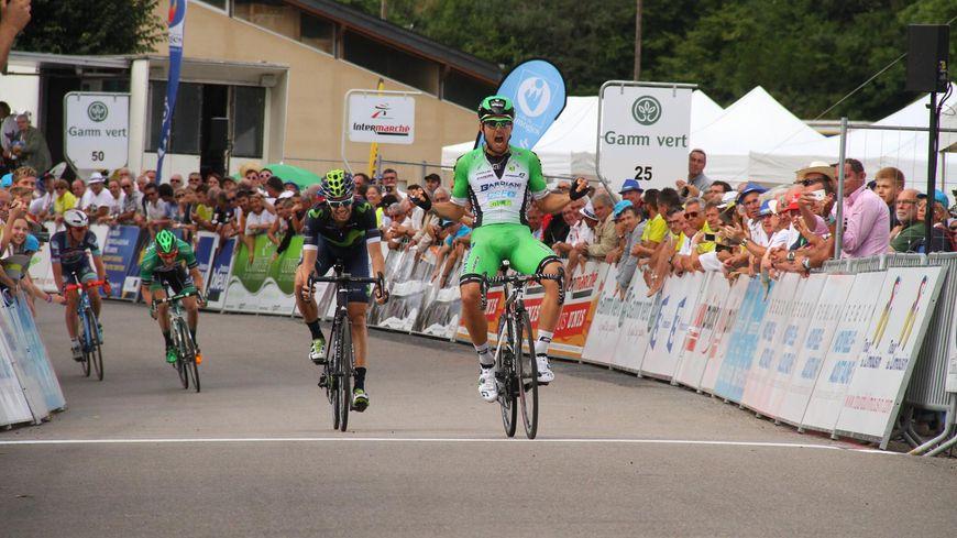 Sonny Colbrelli (Bardiani-CSF) est le vainqueur de l'édition 2015 du Tour du Limousin