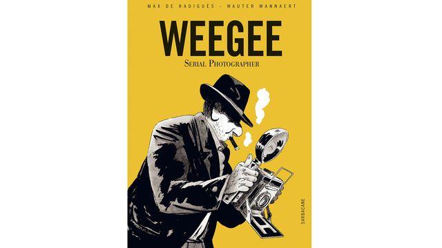 Couverture de Weegee