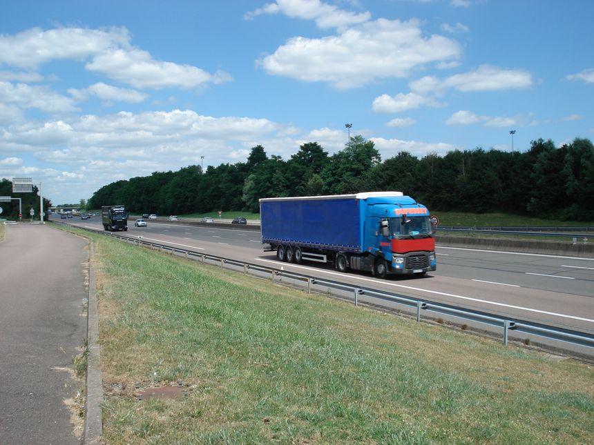 Des travaux à prévoir sur l'autoroute au niveau de Beaune. - Radio France