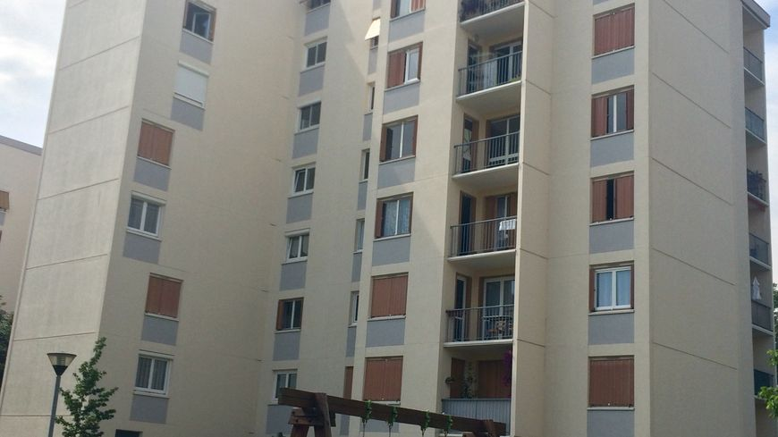 L'accident a eu lieu dans un immeuble de l'avenue Jean Brunhes à Toulouse.