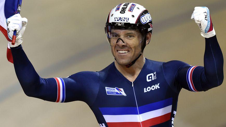 François Pervis roulera pour l'Or Olympique