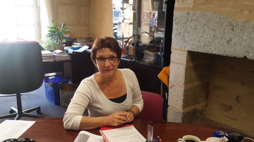 Anne Dillenseger, adjointe au maire déléguée à l'éducation