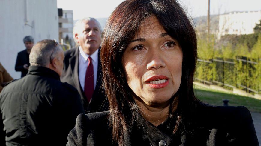 Samia Ghali, sénatrice-maire des 15e et 16e arrondissements de Marseille, condamne cette polémique.