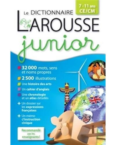 LAROUSSE JUNIOR - Aucun(e)