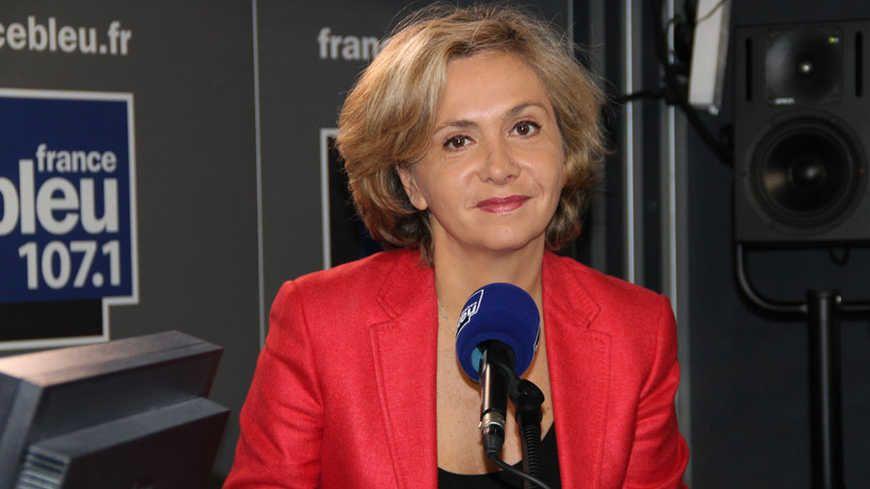 Valérie Pécresse, présidente de la région Ile-de-France, invitée de France Bleu matin