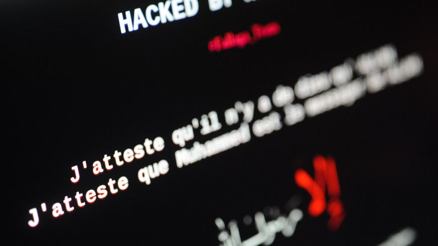 Piratage internet - Photo d'illustration.