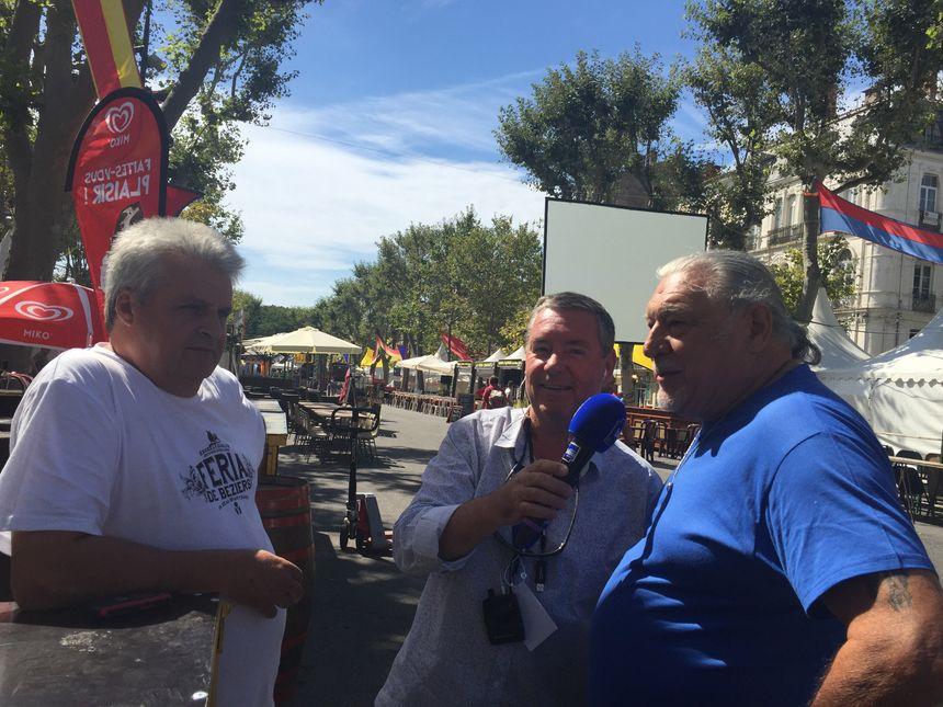 Béziers, la Féria 2016 - Radio France