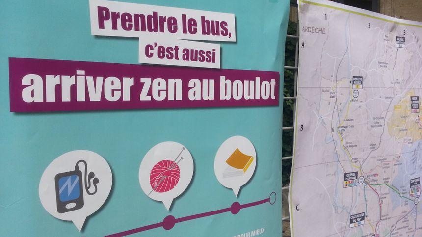Des horaires de bus adaptés aux salariés - Radio France