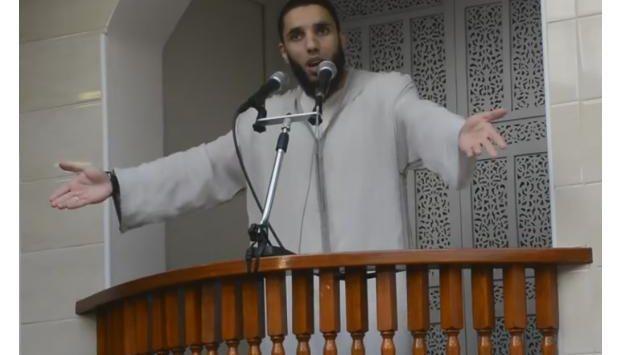 Dans ses vidéos sur YouTube, l'Imam brestois a toujours condamné les attentats.