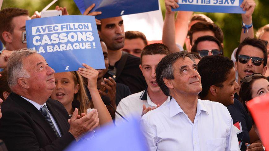 François Fillon a rassemblé 2 600 personnes pour sa rentrée politique à Sablé-sur-Sarthe