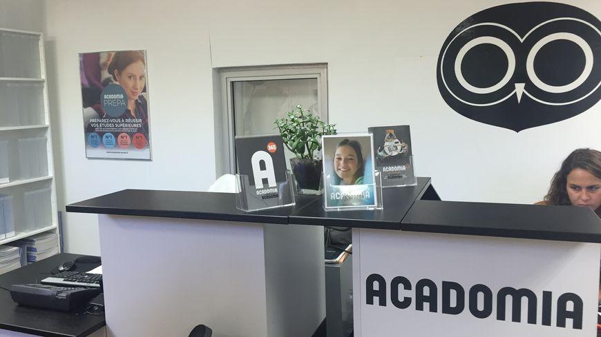 Acadomia Bordeaux - agence du cours de l'Intendance