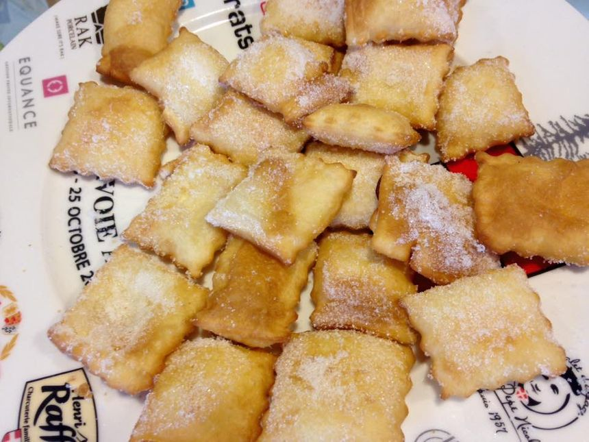Les Rissoles crème vanille safranée - Radio France