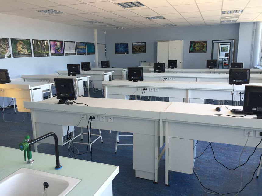 Salle de classe - Radio France