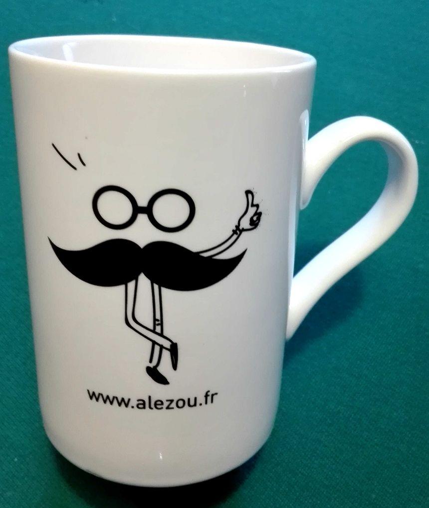 Goodies Moustache à gagner en soutenant Alézou - Aucun(e)