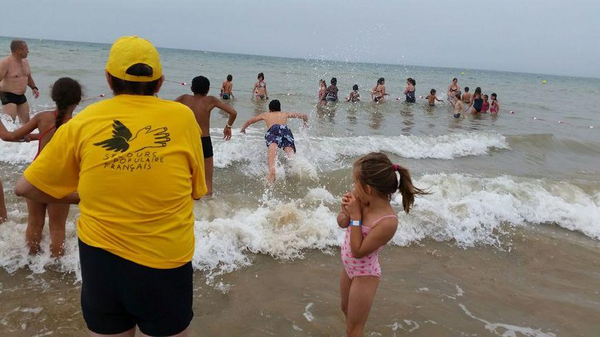 1900 enfants et adultes ont découvert la plage des Becs à Saint-Hilaire de Riez