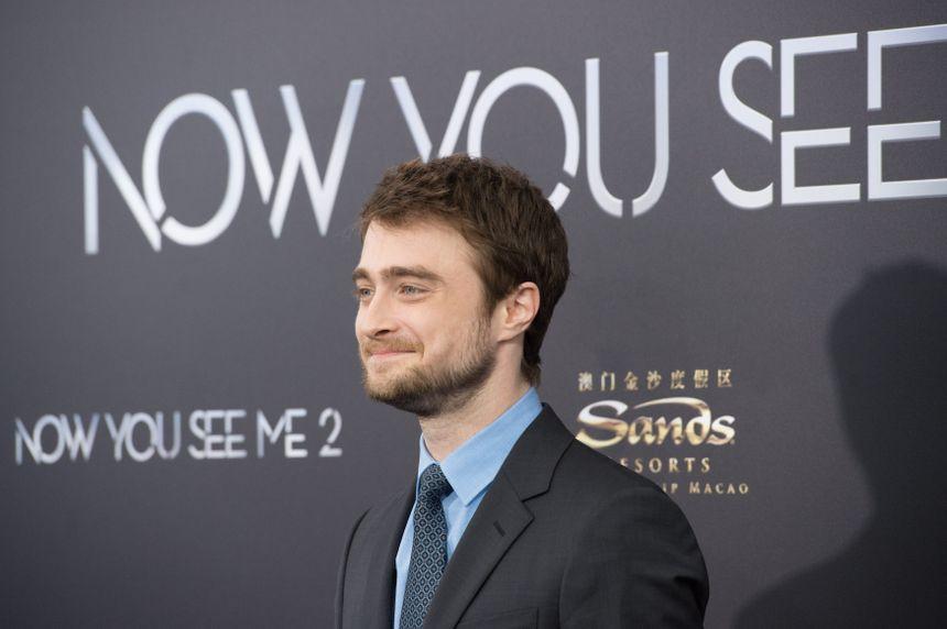 Daniel Radcliffe, très attendu à Deauville - Maxppp