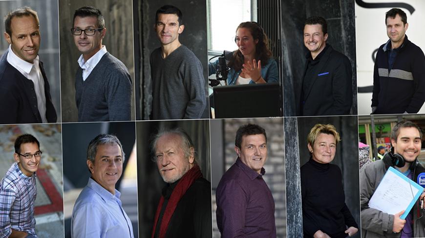 D.Aussillou, P.Richard, F.Le Saux, M.Masson, L.Menel, T.Gaudry, C.Frémi, H.Godard, Martin, E.Thomas, C.Zagara et K.Colloc