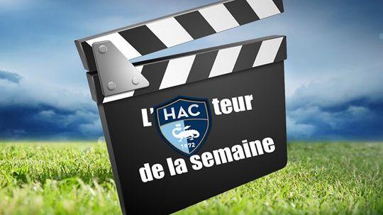 L'Hacteur de la semaine, à la mi-temps de tous les matchs du HAC en Ligue 2