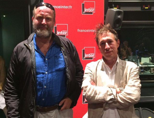 Serge Joncour et Bertrand Bonello