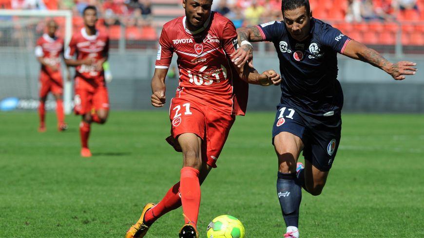 Diego Rigonato a été le meilleur rémois sur le terrain face à Valenciennes