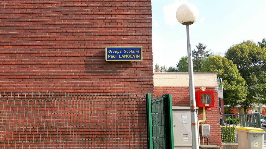 L'école Paul Langevin à Villepinte (93)