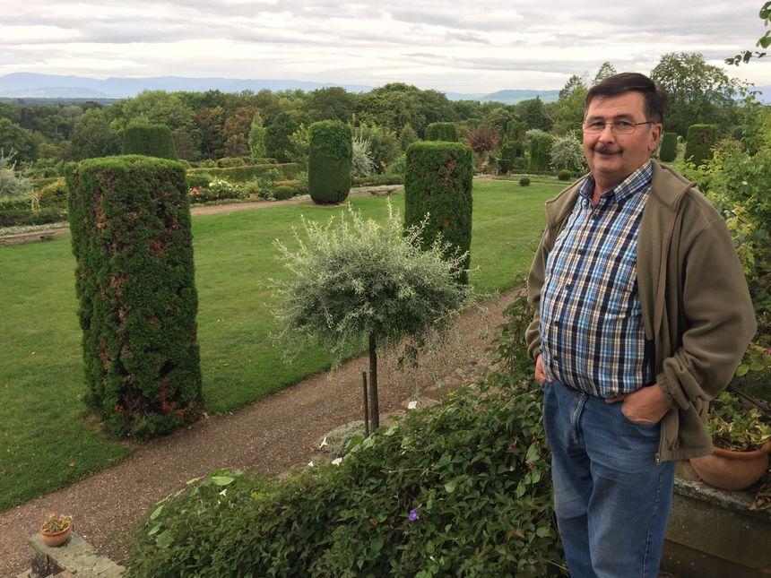 Claude Fix, garde champêtre à Kolbsheim - Radio France