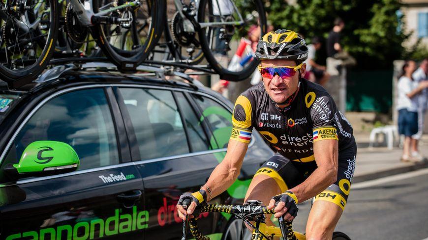 Thomas Voeckler prendra le départ du Tour de l'Ain ce mercredi