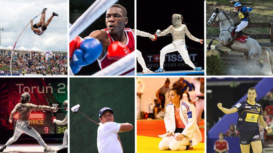 Les athlètes du Loiret aux JO de Rio