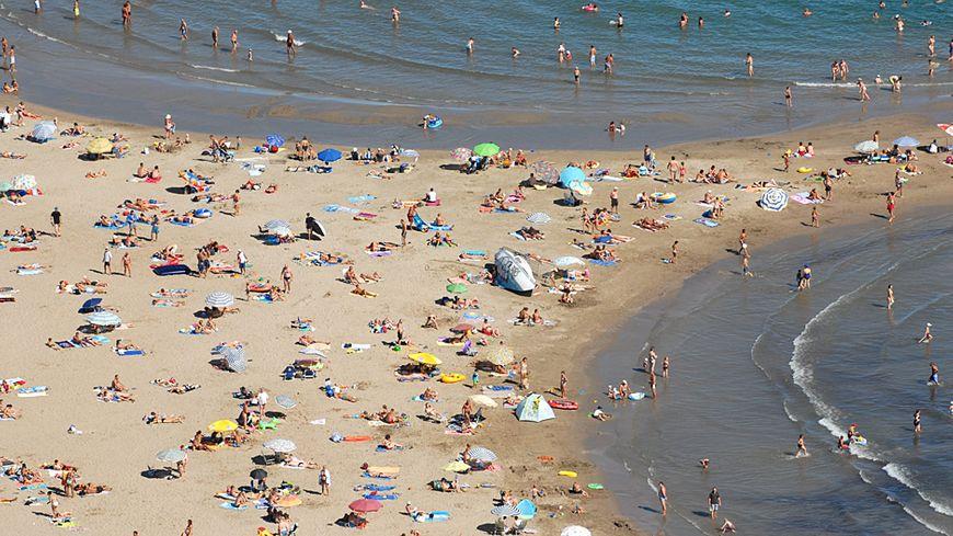 Une des plages près d'Argelès-sur-Mer (illustration).