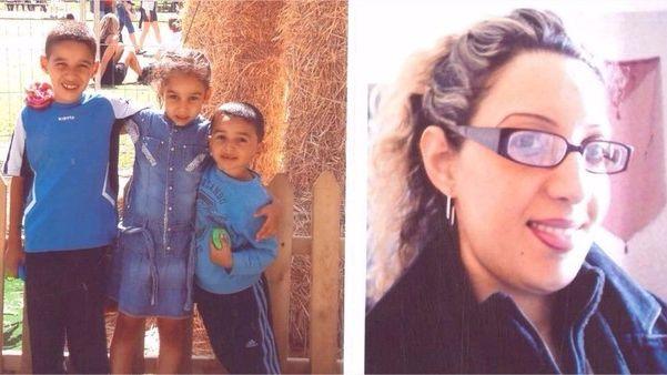 Sonia Tebourski, épouse Hedfi et de ses trois enfants ont disparu depuis le 19 août