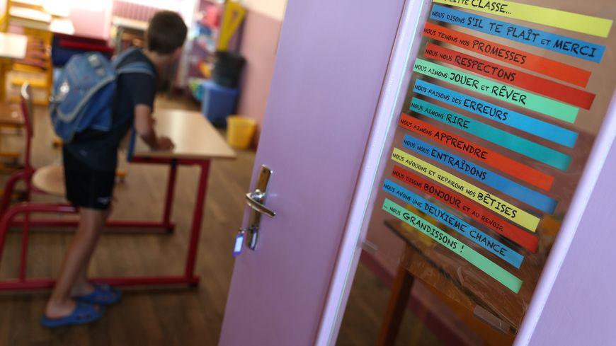 Rentrée scolaire (image d'illustration)