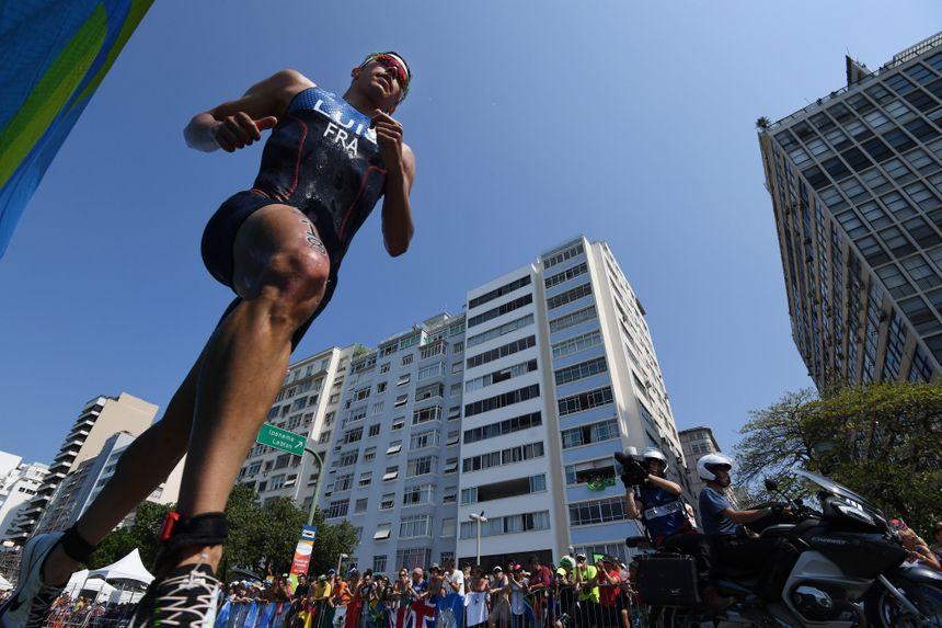 Vincent Luis s'est bien battu sur la route de Rio. - Maxppp