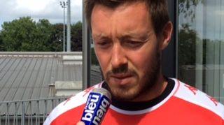 Maxime Hautbois de nouveau dans les buts du Stade Lavallois