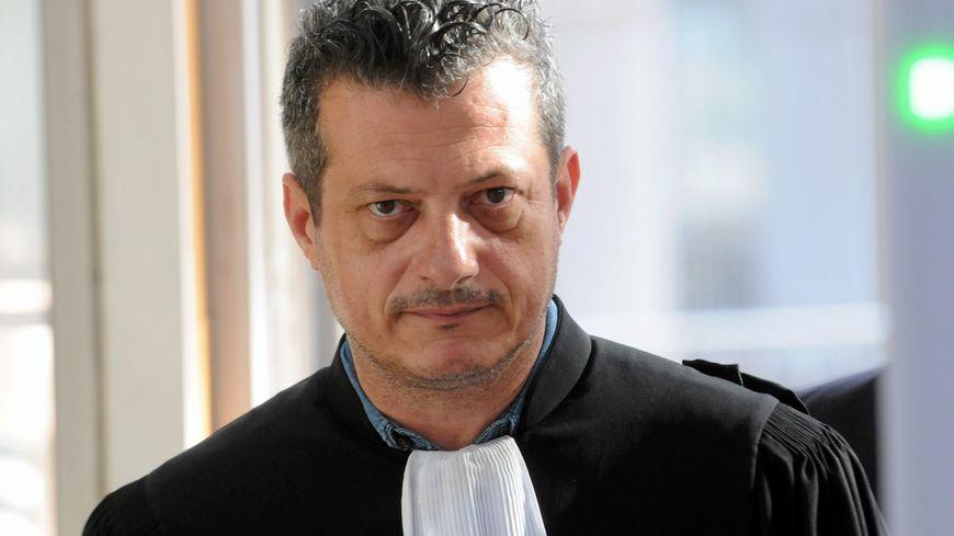 Maitre Corbier, l'avocat du Florent Castineira