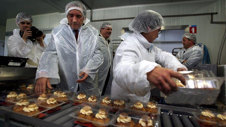 Patiprestige fabrique des pâtisserie fraîche