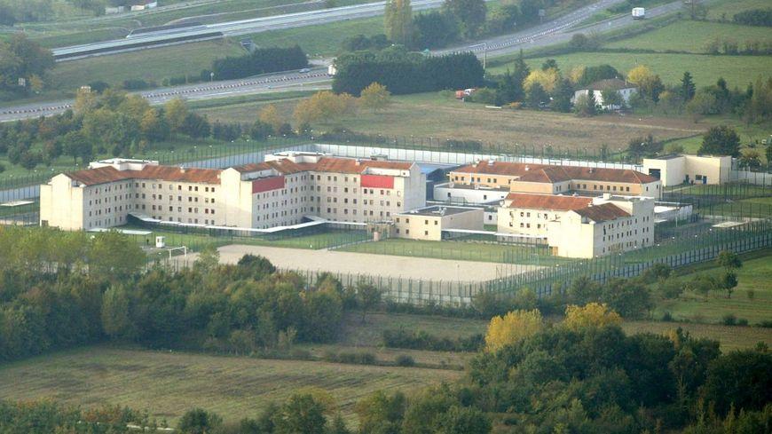 Le centre de détention de Neuvic. (Archives)