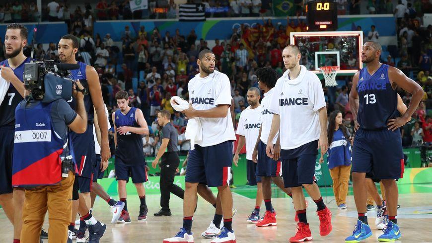 Boris Diaw et les Bleus ont dit adieu à leur rêve de médaille olympique.