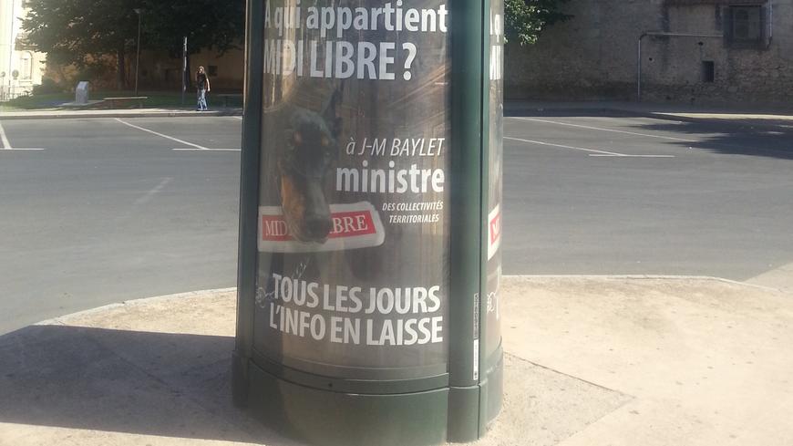 La campagne a été lancée vendredi en pleine féria de Béziers